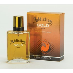 Addiction Gold Perfume 50ml