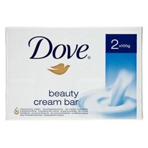 Dove Soap Original 2stk 100g