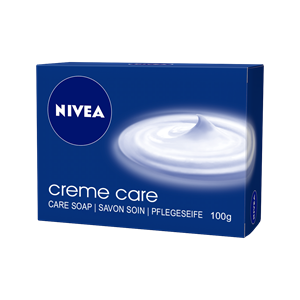 Nivea Soap Cream Care 100g 2stk