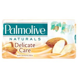 Palmolive Soap Delic Care 3x90g (white)
