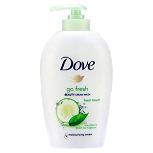 Dove Handwash Fresh Touch 250ml (Cucumber)