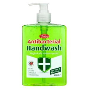 Certex Handwash Antibacterial Green 500ml