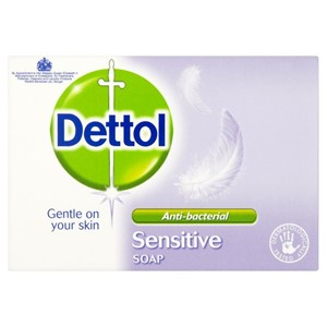 Dettol Soap Sensitive 100g