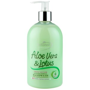 Astonish Handwash Aloe Vera & Lotus 500ml