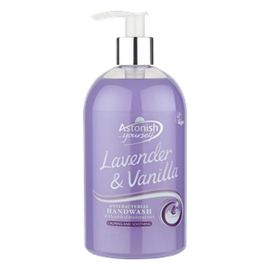 Astonish Handwash Lavender Vanilla 500ml