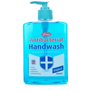 Certex Handwash Antibacteria Blue 500ml