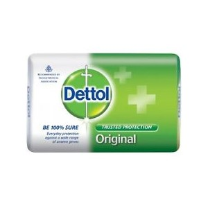 Dettol Original Soap 100g 3pk