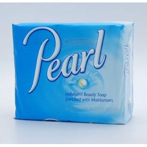 Pearl Soap Bar White 90g