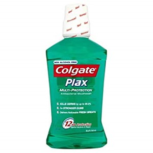 Colgate 500ml MW Plax Green Soft Mint