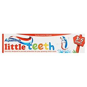 Aquafresh TP Little Teeth 50ml