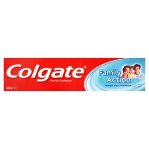 Colgate TP Family Action 100ml
