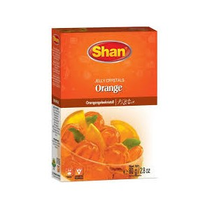 Shan Jelly Crystals Orange 80g