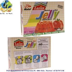 Laziza Strawberry Jelly Powder 85g