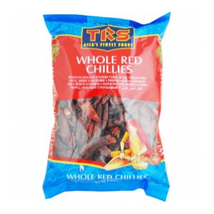 TRS Chilli Whole Red Round 150g