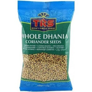 TRS Coriander Whole 100g