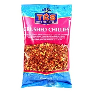 TRS Chilli Crushed 100g