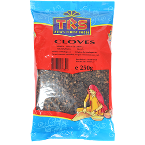 TRS Cloves Whole 250g