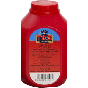TRS Red Food Colour 500g