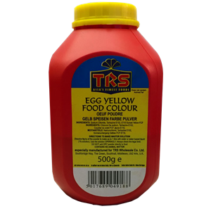 TRS Yellow Food Colour 500g