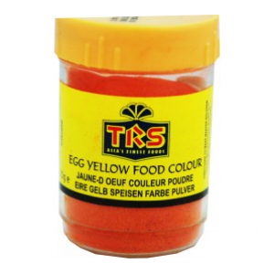 TRS Yellow Food Colour 25g
