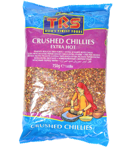 TRS Chilli Crushed 750g