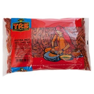 TRS Chilli Whole Extra Hot 400g