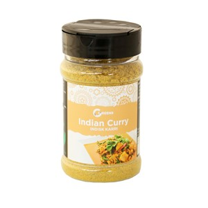 Greens Indian Curry Box 180g