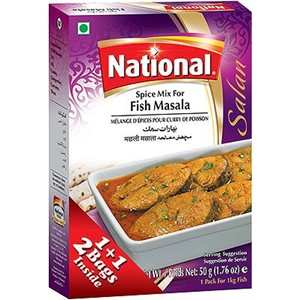 National Fish Masala 100g