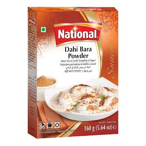 National Dahi Bara Mix 160g