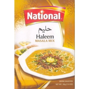 National Haleem Masala 100g