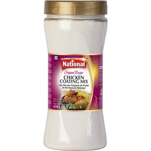 National Chicken Coating Mix Original 650g