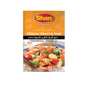 Shan Chinese Sweet & Sour 50g