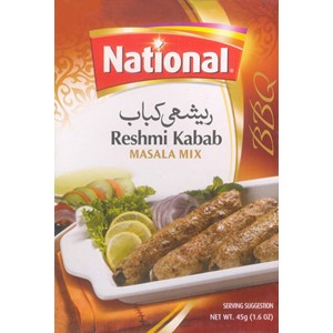 National Reshmi Kabab 90g