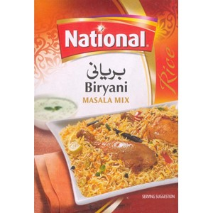 National Biryani Masala 90g