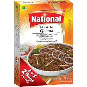 National Qeema Masala 100g