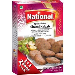 National Shami Kabab Masala 100g