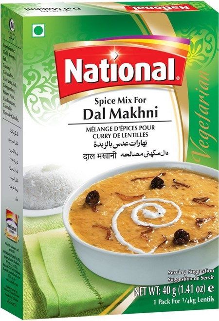 National Dal Makhni 80g