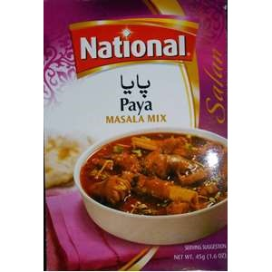 National Paya Masala 90g
