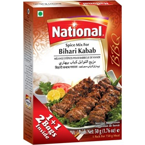 National Behari Kabab Masala 100g