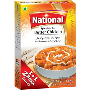 National Butter Chicken Masala 100g