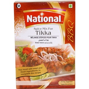 National Chicken Tikka Masala 100g