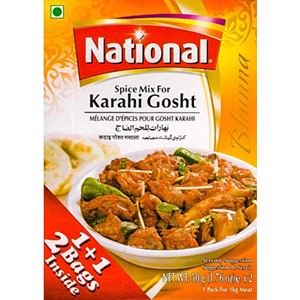 National Karahi Gosht 100g