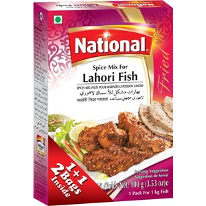 National Lahori Fish 100g