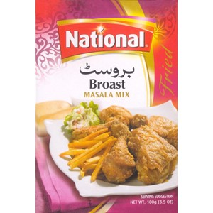 National Broast Masala 200g