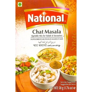 National Chat Masala 110g