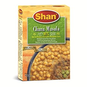 Shan Chana Masala Mix 100g