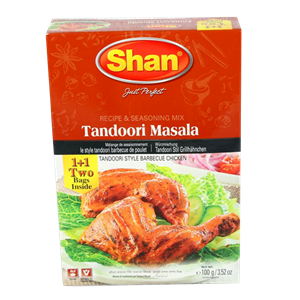 Shan Chicken Tandoori BBQ Mix 100g