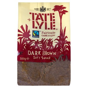 Tate Lyle Dark Brown Sugar 500g