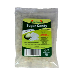 Greens Sugar Candy 100g