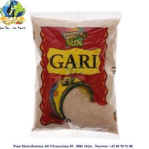 Tropical Sun White Gari 500g
